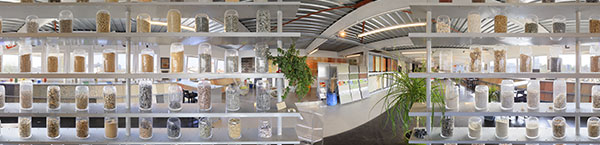 Holcim Showroom